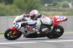 Diego Ciavattini in una fase di gara