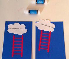 Jacobs ladder FREE Bible Activities.  #freehomeschoolcurriculum #freebiblractivity