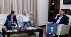 Presidente FIBA y Ministerio de Deportes establecen acuerdos