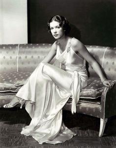 LOVE LOVE that dress! Eleanor Powell, 1930s
