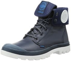 Palladium Unisex Pamp Sport Baggy WP Boot * This is an Amazon Affiliate link. See this great product. White Boots, Women's Boots, Palladium Boots, Baggy, Hiking Boots, Indigo, High Top Sneakers, Mens Fashion, Unisex