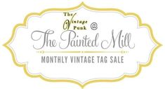 Next Sale, Semi Annual Sale, July 24, Vintage Tags, Upcoming Events, Repurposed, Punk, Frame, Facebook