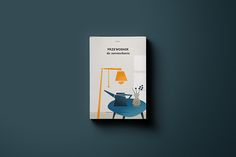 BOOK COVER with user experience method of our homes   #graphicdesign #design #illustration #illustrations #pastels #portfolio #gif #myworks #behance #work #graphic #designs #olaladesigns #olaladesignsstudio #bookcover #book #homebook