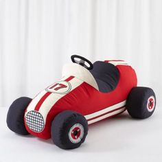 Grandest Prix Plush Speedster (Ltd. Edition)