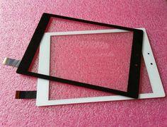 "Original New 7.85"" Prestigio MultiPad 4 7.85 Diamond PMT7077_3G Tablet touch screen panel Digitizer Glass Sensor Free Shipping  — 1655.16 руб. —"