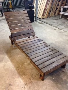 Inspirational How to Build Furniture From Pallets