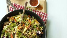 Ostrich mince stir-fry Ostrich Meat, South African Recipes, Ethnic Recipes, Meat Recipes, Healthy Recipes, Tasty, Yummy Food, Recipe Search, Beef Dishes