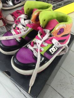 DC Shoes Chaussure Enfant Taille 25 5 | eBay