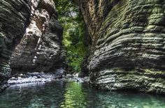 Stretti di Giaredo - Lunigiana Toscana (controllare se balneabile)
