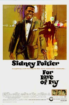 For Love of Ivy, movie poster (1968)