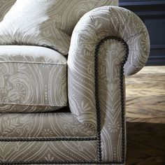 The Chadwick Sofa Comes With Optional Nailhead Trim. ETHAN ALLEN ...