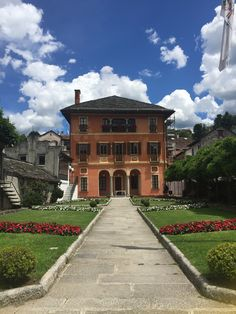 Commune building in Orta San Giulio, Italy - just the place for a summer wedding