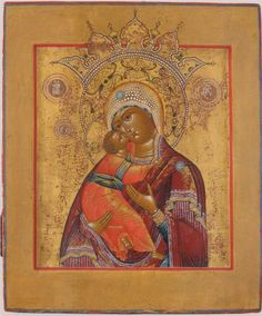 Drs. Ingrid Zoetmulder - Old Russian Icons - Icon #113