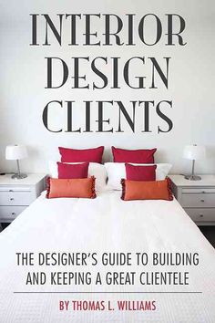 Clients are the lifeblood of any interior design firm and a sound understanding of how to manage those clients is essential. Interior Design Clients is an informative yet fun read for entrepreneurial… read more at Kobo. Interior Design Career, Interior Design Colleges, Interior Design Books, Interior Design Courses, Modern Interior Design, Book Design, Interior Decorating, Design Ideas, Design Inspiration