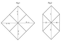 "DROPS 113-4 - DROPS dominoneuletohvelit ""Fabel""-langasta. - Free pattern by DROPS Design"