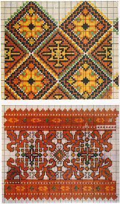 Gallery.ru / Фото #1 - старинные орнаменты III - nadeida