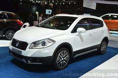 India-bound Suzuki S-Cross diesel gets a Twin Clutch automatic transmission – UK -