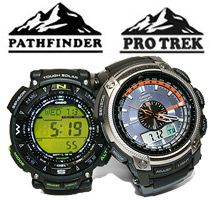 """Casio converts U.S. known """"Pathfinder"""" to """"Pro Trek"""" name... click to read more"""