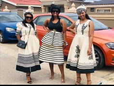 African Print Dresses, African Print Fashion, African Fashion Dresses, African Dress, African Clothes, African Prints, South African Traditional Dresses, Traditional Wedding Dresses, Traditional Outfits