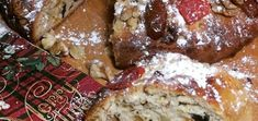 Bolo Rei The King of Christmas Desserts – Family Foodie Portuguese Rolls Recipe, Portuguese Recipes, Portuguese Food, Christmas Desserts, Christmas Treats, Columbian Recipes, King Cake Recipe, Cherry Candy, Christmas Breakfast
