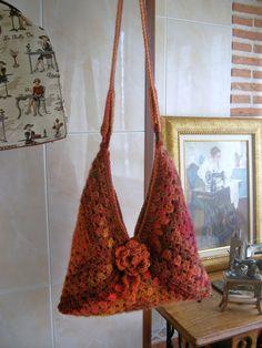 bolso de lana