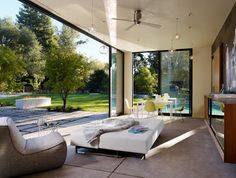 Modern Pool House 20 of the most gorgeous pool houses we've ever seen | pool houses