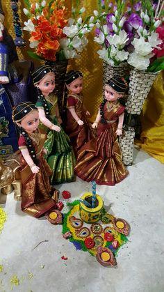 Diy Diwali Decorations, Wedding Stage Decorations, Engagement Decorations, Festival Decorations, Desi Wedding Decor, Wedding Unique, Wedding Crafts, Trendy Wedding, Gauri Decoration