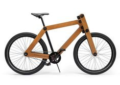 Sandwichbike flat-pack wooden bicycle goes into production   design