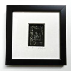 Buddha Art Framed Photography Shadowbox Frame by ninedragons