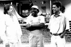 Tom, Milton e Chico