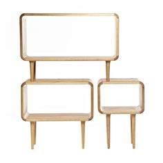Teve bookcase - design by Anders Huus for Wiinberg, Denmark