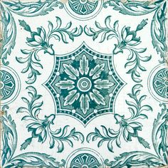 Turkish Tiles, Portuguese Tiles, Paisley Art, Art Chinois, Colors For Dark Skin, Traditional Tile, Tile Art, Tile Painting, Pattern And Decoration