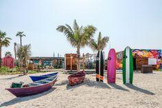 La Mer beach, Dubai