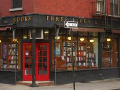 THREE LIVES & COMPANY, 154 W 10 St @ Waverly Pl. This small West Village gem…