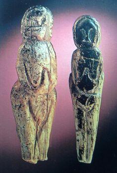 Venus de Malta  Siberia 9 cnts  museo Hermitage