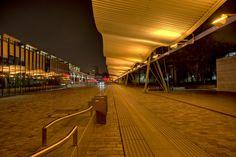 La Villette, la nuit a des allures de décors de science fiction #photos #paris