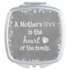 Mothers Day Custom Mirror Gift