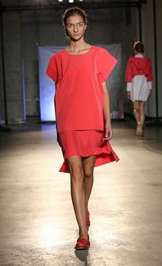 Mercedes-Benz Fashion Week : Spring 2014 MM6 MAISON MARTIN MARGIELA