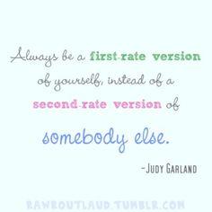 Judy Garland faith-truth-quotes