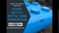 Septic Tank Fibreglass, Biotech, Biofill, IPAL | harga bio septic tank d...