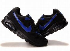 Nike Air Max Skyline Men's Black Blue · Men Running ShoesMens ...
