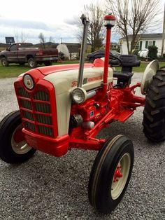 Ae C E Fa F F E C Ford Tractors Vintage Tractors