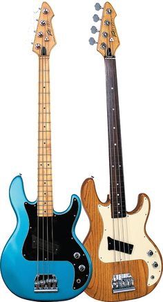 Vintage guitar magazine 1983 Peavey T-20 and T-20FL