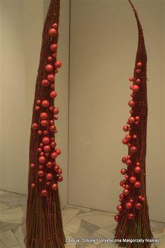 Galeria - Wśród Nocnej Ciszy - wystawa florystyczna w Wilanowie 2011 | florystyka, ciekawostki florystyczne, portal dla flory
