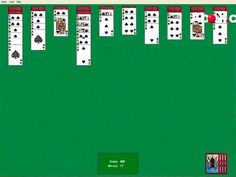 Download spider solitaire card game xp