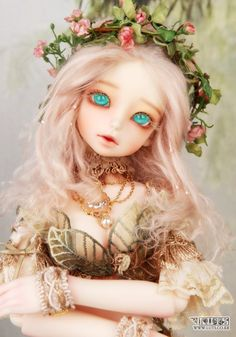 Yul 2 - BJD, Ball Jointed Doll, Fantasy