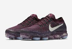 Nike W Nike Lab Air Vapormax Flyknit Purple/blue [899472 602] Us Wmn Sz 9 Best Sneakers, Sneakers Fashion, Fashion Shoes, Sneakers Nike, Net Fashion, Sporty Fashion, Nike Free Shoes, Nike Shoes, Shoes Jordans