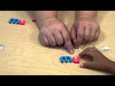 LWS Phonics Making Words Kinder Carla 2009 Spanish - YouTube