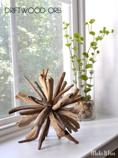 Coastal decor is all the rage these days. Unique shells and other items found while strolling down a serene shoreline are some of my favorite things to decorate with. The worn look of driftwood i…