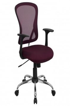 Mid Back Multi Functional Fabric Executive Swivel Office Chair